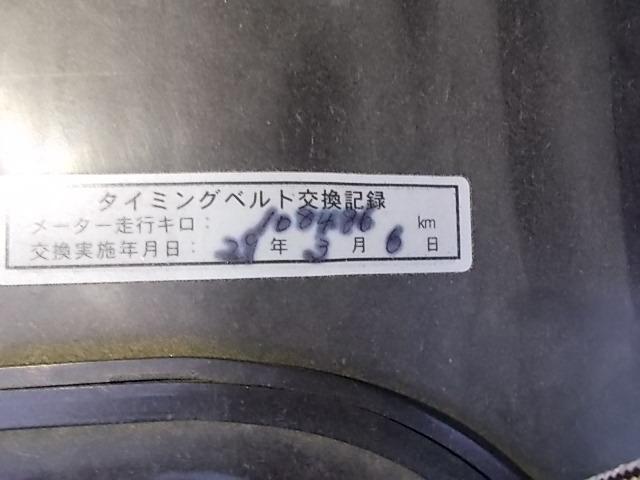 M Tベルト交換済 CD WエアB ベンチS フルフラ AC(19枚目)