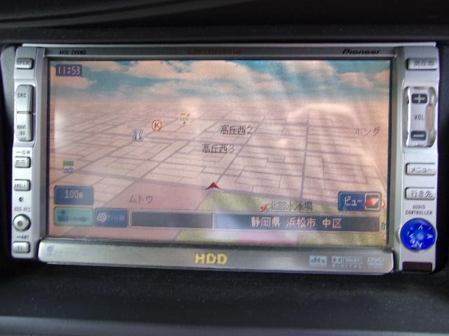 プラタナ Gエディション Tチェーン 4WD HDDナビ(55枚目)