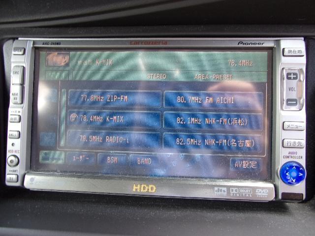 プラタナ Gエディション Tチェーン 4WD HDDナビ(56枚目)
