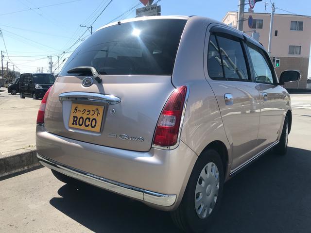 「ダイハツ」「ミラジーノ」「軽自動車」「静岡県」の中古車8
