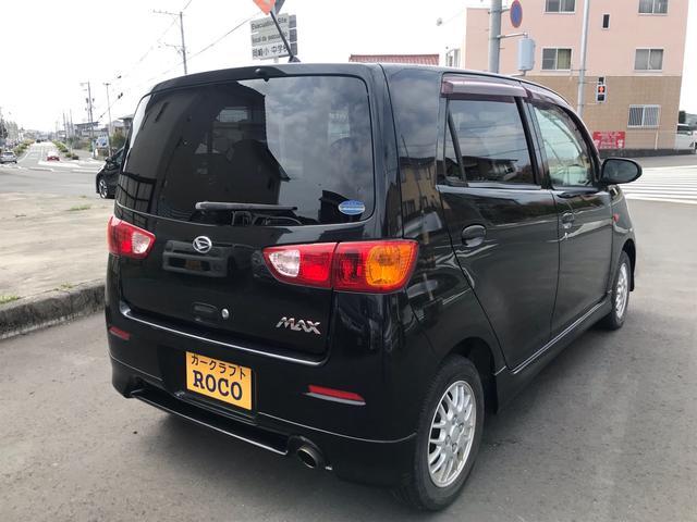 「ダイハツ」「MAX」「コンパクトカー」「静岡県」の中古車7