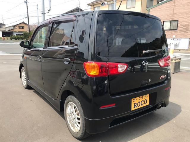 「ダイハツ」「MAX」「コンパクトカー」「静岡県」の中古車9