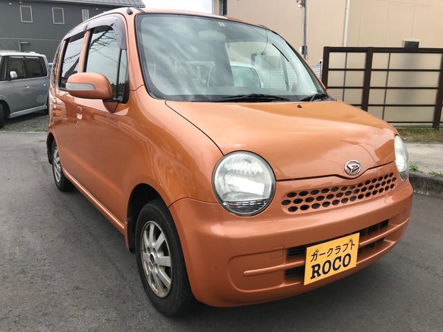「ダイハツ」「ムーヴラテ」「コンパクトカー」「静岡県」の中古車3
