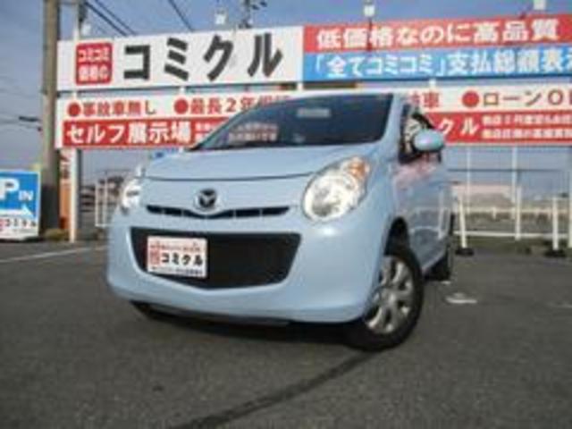 「マツダ」「キャロル」「軽自動車」「静岡県」の中古車4