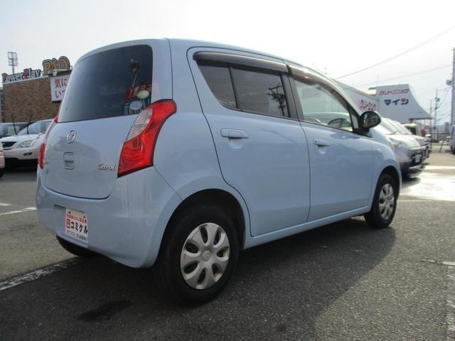 「マツダ」「キャロル」「軽自動車」「静岡県」の中古車8