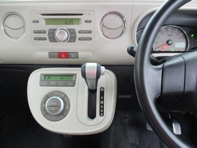 ダイハツ ミラココア ココアX ABS CD スマ-トキ-