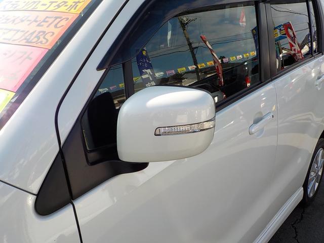 「スズキ」「ワゴンRスティングレー」「コンパクトカー」「静岡県」の中古車18