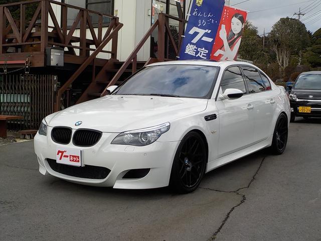 「BMW」「BMW M5」「セダン」「静岡県」の中古車2