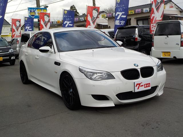 「BMW」「BMW M5」「セダン」「静岡県」の中古車4