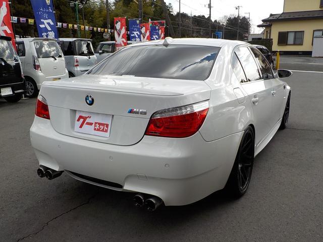 「BMW」「BMW M5」「セダン」「静岡県」の中古車5