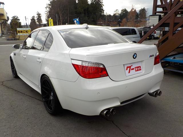 「BMW」「BMW M5」「セダン」「静岡県」の中古車7