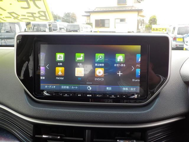 カスタム X ハイパーSA アルミ&タイヤ4本新品 SDナビフルセグTV バックモニター キーフリー LEDヘッドライト ステアリングスイッチ 純正エアロ 純正アルミ(42枚目)