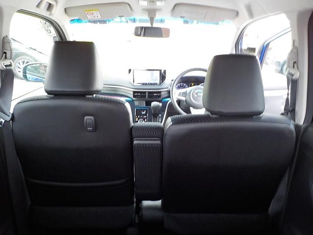 カスタム X ハイパーSA アルミ&タイヤ4本新品 SDナビフルセグTV バックモニター キーフリー LEDヘッドライト ステアリングスイッチ 純正エアロ 純正アルミ(65枚目)