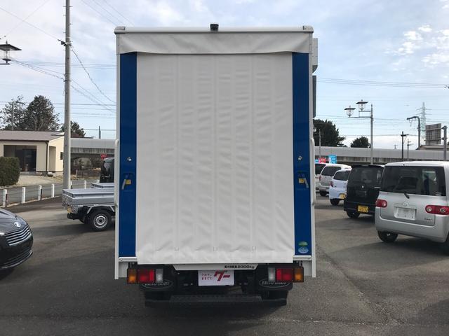 トラック AC MT ナビ 3名乗り(5枚目)