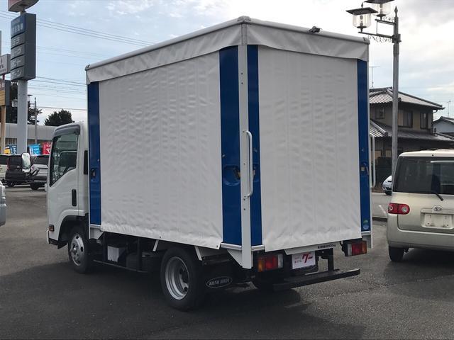 トラック AC MT ナビ 3名乗り(6枚目)