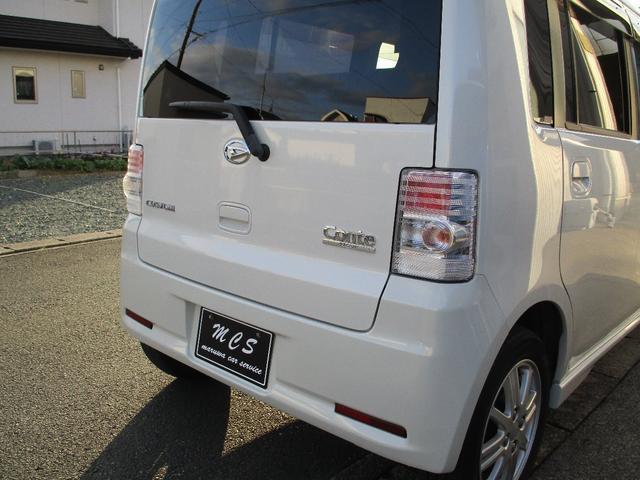 「ダイハツ」「ムーヴコンテ」「コンパクトカー」「静岡県」の中古車11