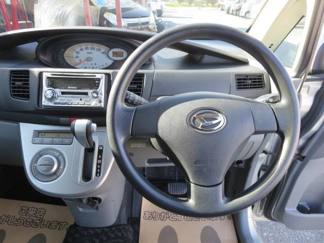 ダイハツ ムーヴ X スマートキー タイミングチェーン車