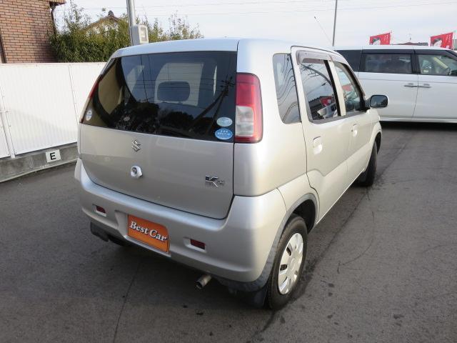 スズキ Kei A タイミングチェーン車