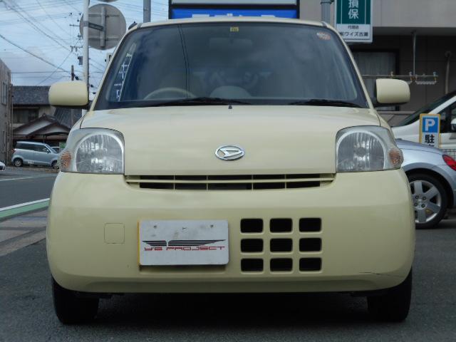 「ダイハツ」「エッセ」「軽自動車」「静岡県」の中古車2