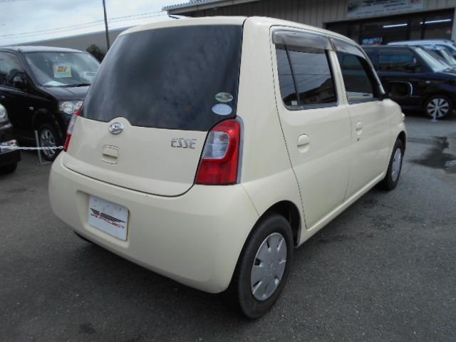 「ダイハツ」「エッセ」「軽自動車」「静岡県」の中古車3