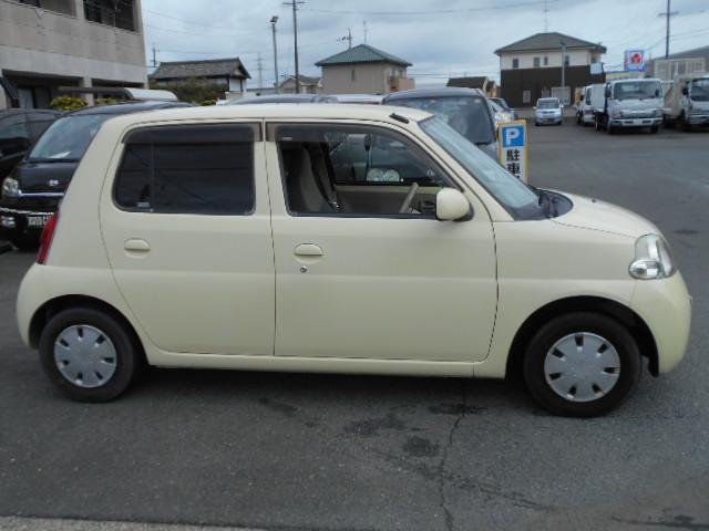 「ダイハツ」「エッセ」「軽自動車」「静岡県」の中古車4