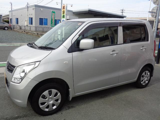 「マツダ」「AZ-ワゴン」「コンパクトカー」「静岡県」の中古車3