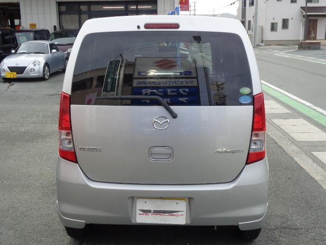 「マツダ」「AZ-ワゴン」「コンパクトカー」「静岡県」の中古車5