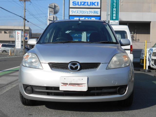 「マツダ」「デミオ」「コンパクトカー」「静岡県」の中古車2