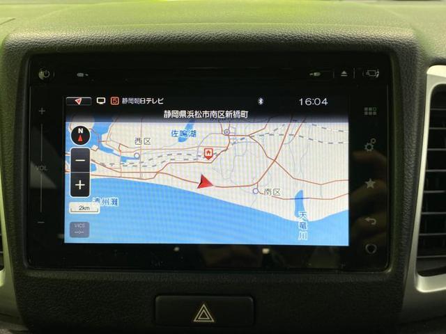 X 純正 ナビ/両側電動スライドドア/セーフティサポート(スズキ)/車線逸脱防止支援システム/アラウンドビューモニター/ヘッドランプ HID/Bluetooth接続/ETC/EBD付ABS バックカメラ(9枚目)