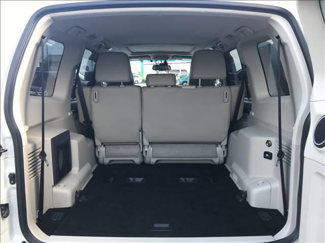 ロング スーパーエクシード ディーゼル SUPER EXCEED 4WD クルーズコントロール ETC キーレス サンルーフ HID ヘッドライトランプ オートライト パワーシート AC100V シートヒーター 革シート(11枚目)