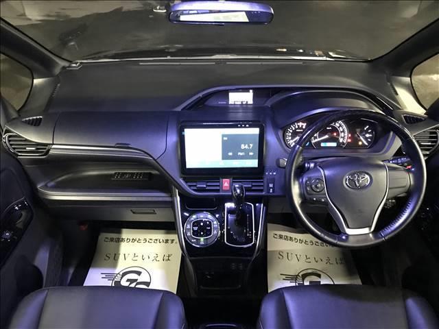 Gi 後期 純正9型SDナビ フルセグTV 両側パワスラ セーフティセンス レーンキープ 衝突軽減 クルコン シートヒーター バックカメラ ETC LEDヘッド 7人乗り(3枚目)
