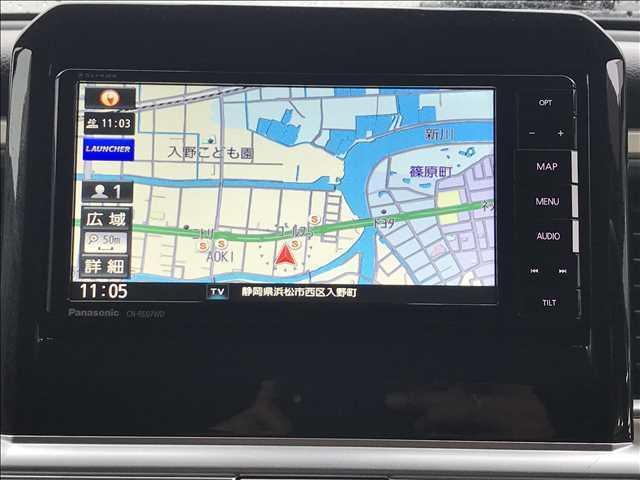 ハイブリッドMZ 衝突軽減 レーンキープ クルコン LEDヘッドライト シートヒーター パドルシフト コーナーセンサー(4枚目)