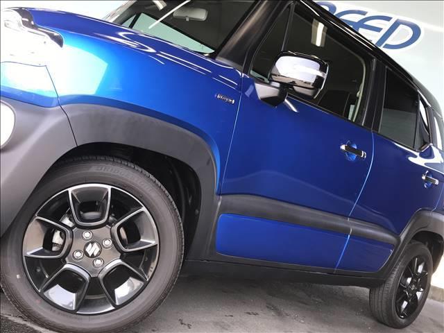 ハイブリッドMZ 衝突軽減 レーンキープ クルコン LEDヘッドライト シートヒーター パドルシフト コーナーセンサー(19枚目)