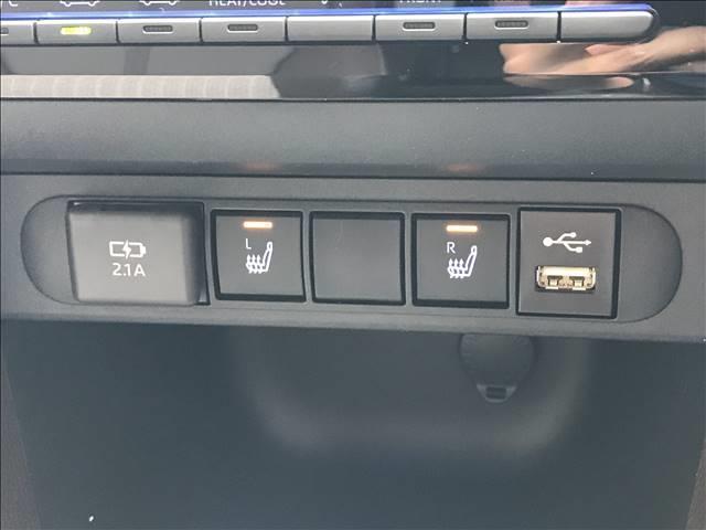 Z 新車未登録 ステアリングヒーター ブラインドスポット パノラミックビュー  シートヒーター USBコンセント(8枚目)