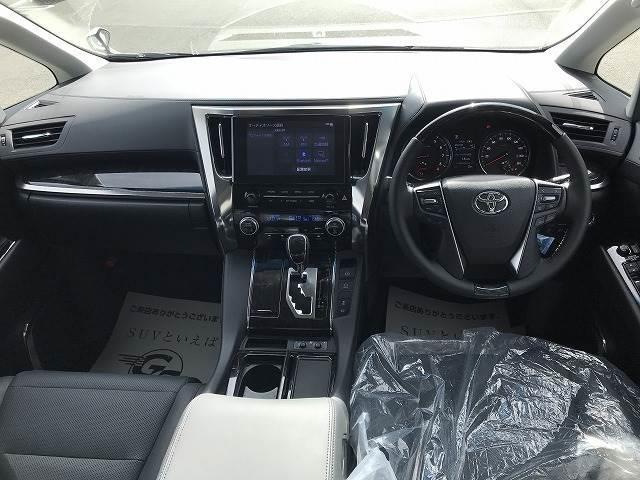 2.5S Cパッケージ 新車未登録 サンルーフ デジタルインナーミラー ITS 両側電動ドア シートベンチレーション 電動リアゲート メモリー付きパワーシート レーダークルーズ(3枚目)