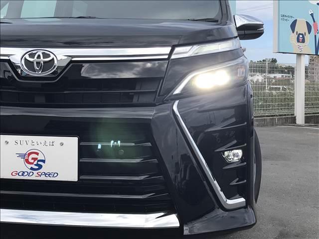 ZS 煌III 新車未登録 両側電動スライド 7人乗りキャプテンシート クリアランスソナー セーフティセンス LEDヘッドライト 専用シート クルコン 純正アルミ ハーフレザーシート(20枚目)