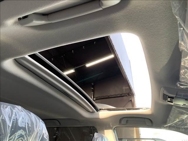 TX Lパッケージ・ブラックエディション 新車未登録 アルパインBIGXナビ バックカメラ ETC サンルーフ クリアランスソナー 7人乗り LEDヘッド 専用アルミ レーダークルーズ パワーシート シートベンチレーション 本革エアシート(4枚目)