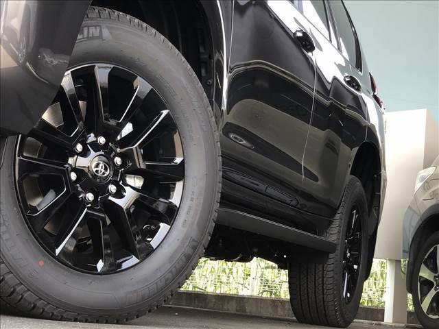 TX Lパッケージ・ブラックエディション 新車未登録 本革エアシート レーダークルーズ パワーシート クリアランスソナー サンルーフ 7人乗り LEDヘッドライト シートベンチレーション ステアリングリモコン 4WD(19枚目)