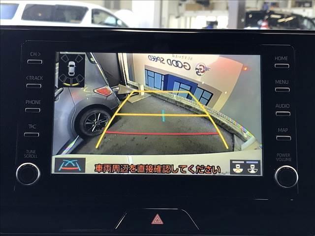 S バックカメラ LEDヘッドライト レーダークルーズ ステアリングリモコン 純正アルミ ウインカーミラ ー ディスプレイオーディオ 新車未登録(4枚目)