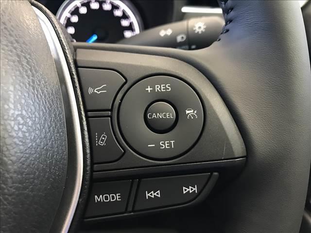 S バックカメラ LEDヘッドライト レーダークルーズ ステアリングリモコン 純正アルミ ウインカーミラ ー ディスプレイオーディオ 新車未登録(7枚目)