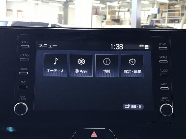 S バックカメラ LEDヘッドライト レーダークルーズ ステアリングリモコン 純正アルミ ウインカーミラ ー ディスプレイオーディオ 新車未登録(34枚目)