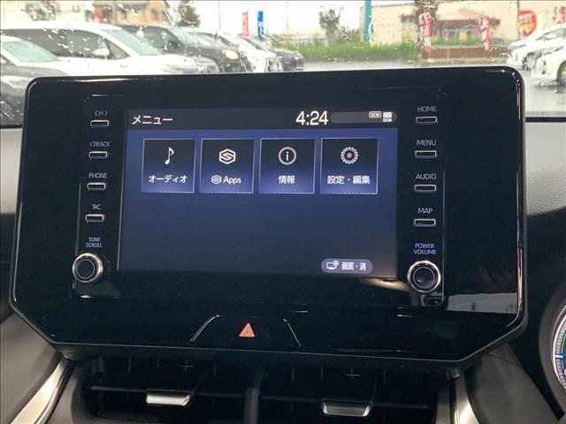 G 新車未登録 ディスプレイオーディオ LEDヘッドライト セーフティセンス レーダークルーズコントロール パワーシート パワーバックドア スマートキー(4枚目)