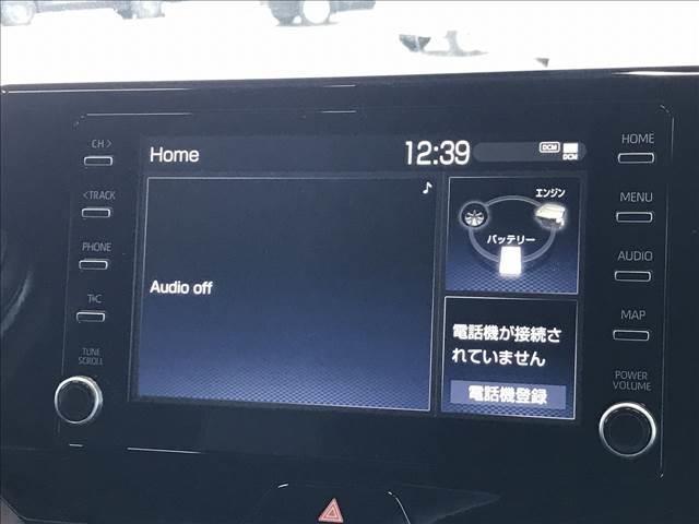 G 新車未登録 ディスプレイオーディオ Bluetooth LEDヘッドライト パワーバックドア スマートキー セーフティセンス レーダークルーズコントロール ハーフレザシート フォグランプ(4枚目)