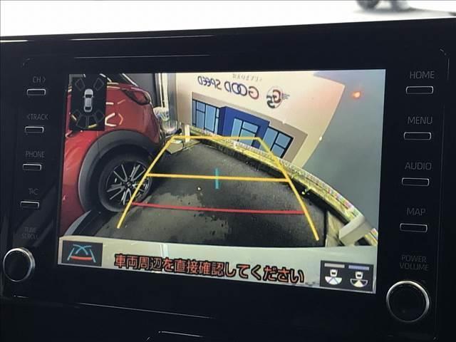 G 新車未登録 ディスプレイオーディオ Bluetooth LEDヘッドライト パワーバックドア スマートキー セーフティセンス レーダークルーズコントロール ハーフレザシート フォグランプ(5枚目)
