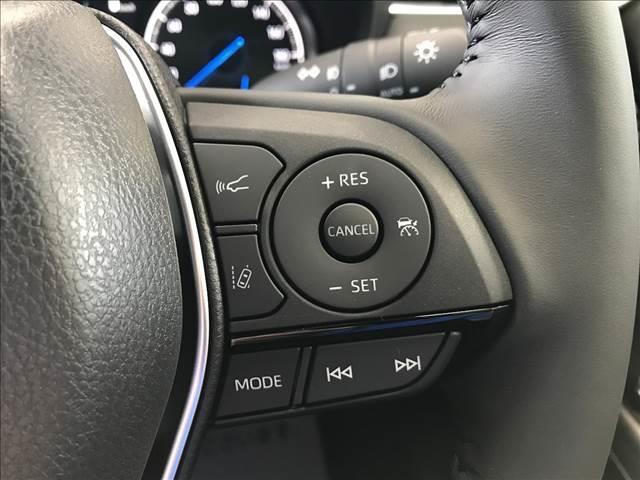 G 新車未登録 ディスプレイオーディオ Bluetooth LEDヘッドライト パワーバックドア スマートキー セーフティセンス レーダークルーズコントロール ハーフレザシート フォグランプ(8枚目)