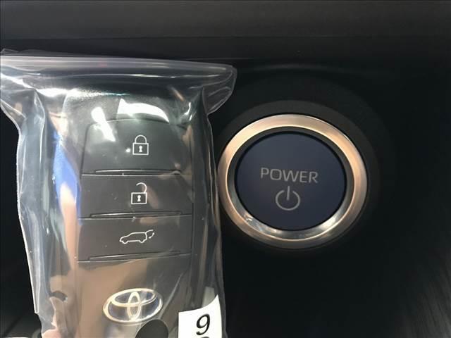 G 新車未登録 ディスプレイオーディオ Bluetooth LEDヘッドライト パワーバックドア スマートキー セーフティセンス レーダークルーズコントロール ハーフレザシート フォグランプ(10枚目)