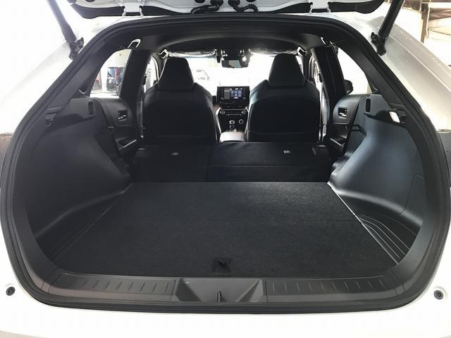 G 新車未登録 ディスプレイオーディオ Bluetooth LEDヘッドライト パワーバックドア スマートキー セーフティセンス レーダークルーズコントロール ハーフレザシート フォグランプ(27枚目)