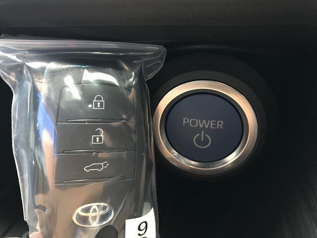 G 新車未登録 ディスプレイオーディオ Bluetooth LEDヘッドライト パワーバックドア スマートキー セーフティセンス レーダークルーズコントロール ハーフレザシート フォグランプ(37枚目)