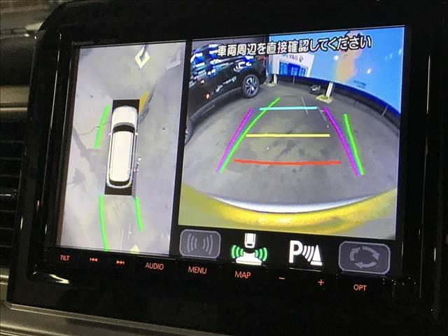 ハイブリッドMZ 1オーナー 純正SDナビTV アラウンドビューモニター シートヒーター スマートキー LEDヘッド クルーズコントロール アイドリングストップ クリアランスソナー 純正16インチAW(5枚目)