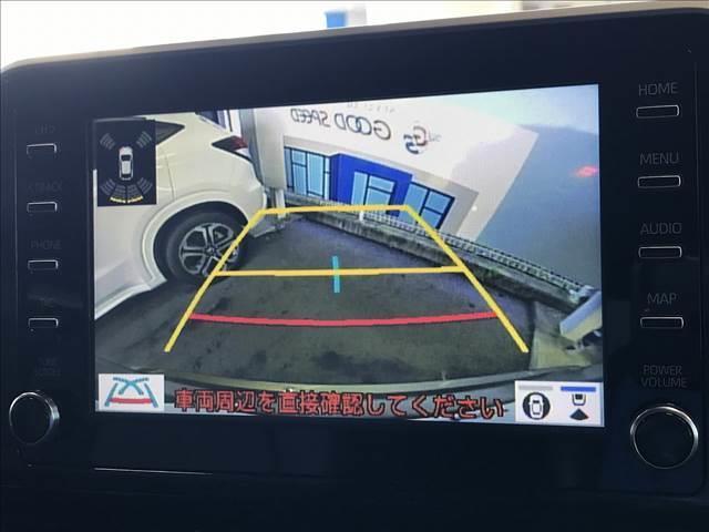 ハイブリッド G ディスプレイオーディオ ナビ バックカメラ ETC セーフティセンス プリクラッシュセーフティー レーダークルーズ スマートキー LEDヘッド ハーフレザシート フォグランプ(5枚目)